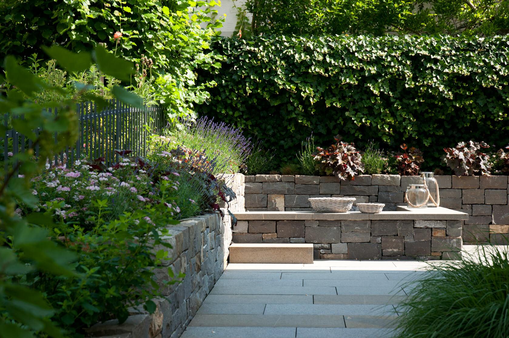 Garten Und Landschaftsarchitektur Aus Rapperswil