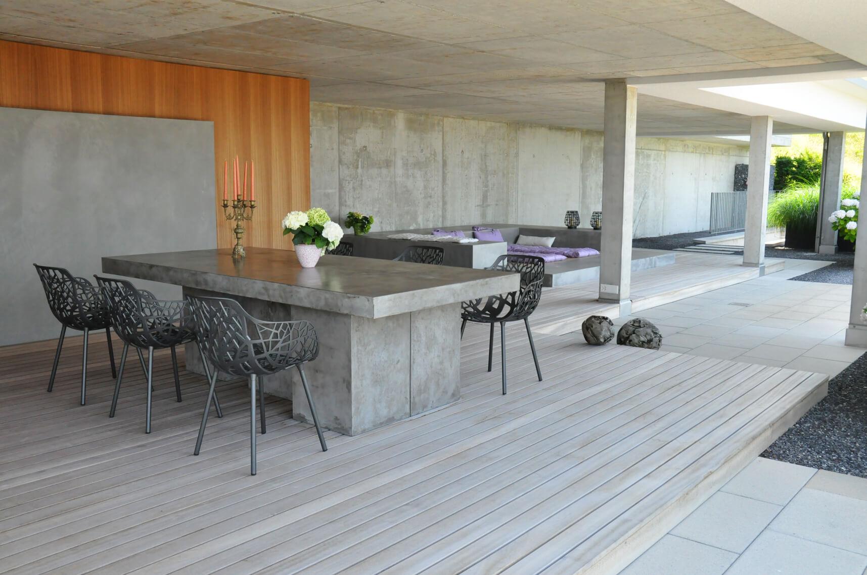 Terrassengestaltung - Parc's Gartengestaltung Gmbh Elemente Terrassen Gestaltung
