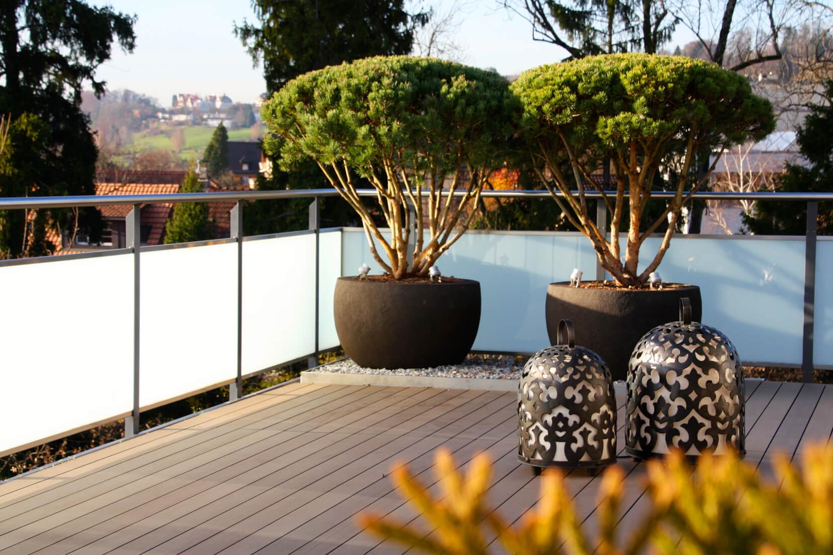 Terrasse und Terrassengestaltung Zürcher Oberland