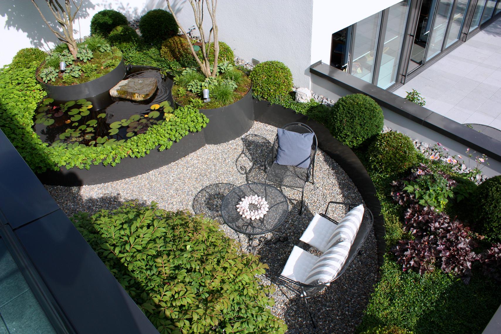 Nutzungsrecht Garten Mehrfamilienhaus : referenz mfh z rich parc 39 s gartengestaltung ~ Lizthompson.info Haus und Dekorationen