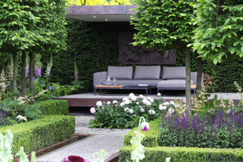 Chelsea Flower Show London Gartenideen Gartentrends 2016