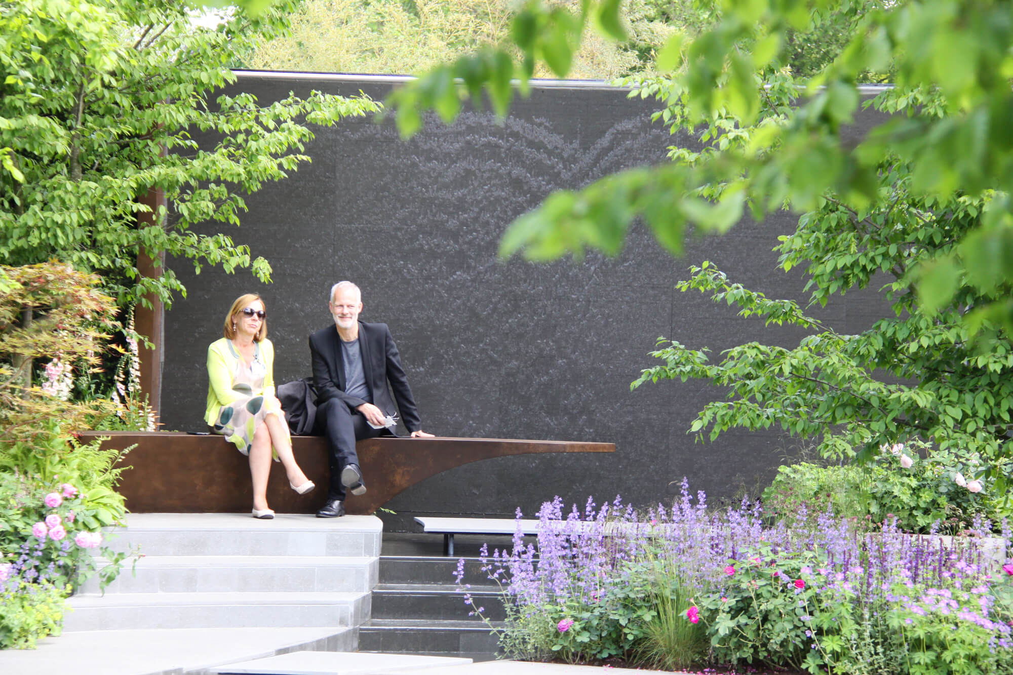 Garten inspiration an der chelsea flower show london for Garten ideen 2016