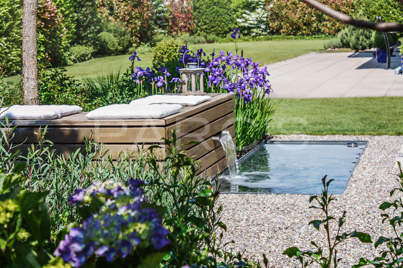 Referenz Sitzplatz Zum Wohlfuhlen Parc S Gartengestaltung