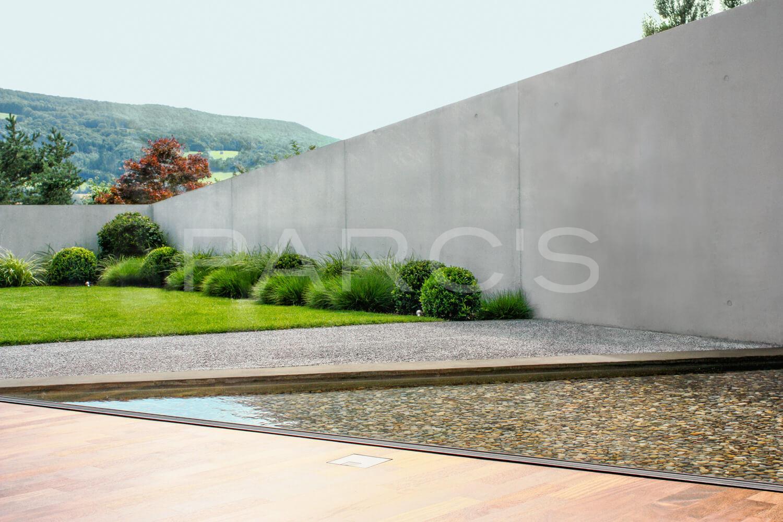 Moderne Gartengestaltung Parcs Gartengestaltung