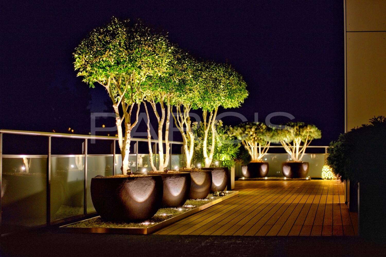 Lichtplanung Gartenbeleuchtung Lichtkonzept