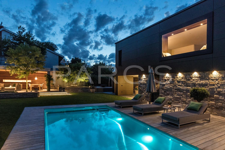 Wohnliche Gartengestaltung: Modern und natürlich - PARC\'S