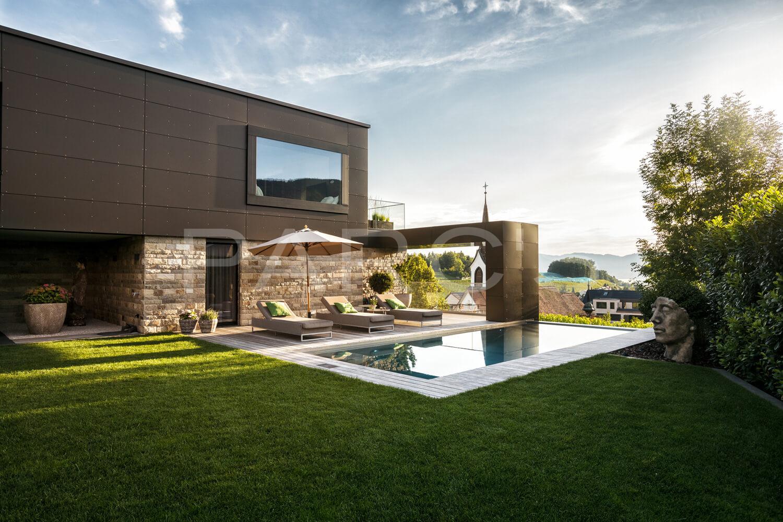 moderne gartengestaltung zrich swimming pool 2 - Moderne Gartengestaltung
