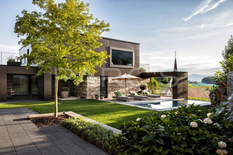 Wohnliche gartengestaltung modern und nat rlich parc 39 s for Gartengestaltung landhausstil