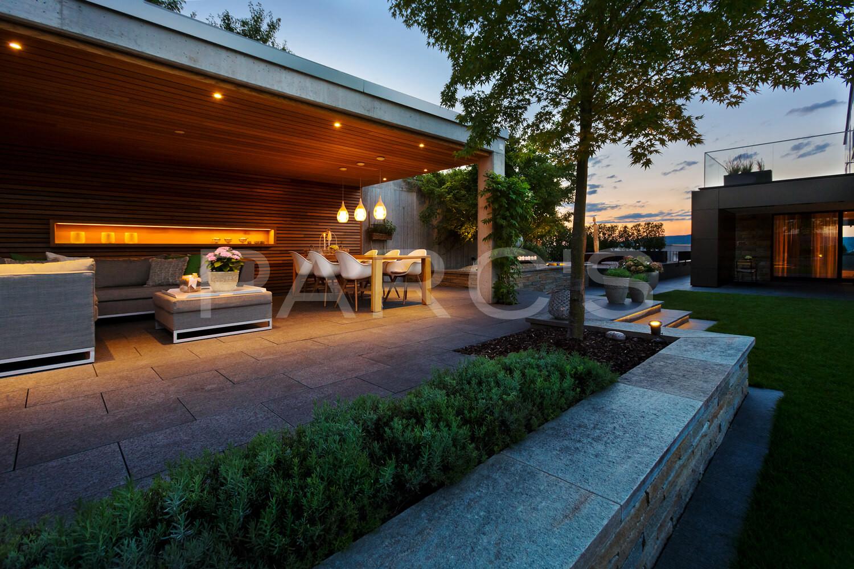 wohnliche gartengestaltung modern und nat rlich parc 39 s. Black Bedroom Furniture Sets. Home Design Ideas