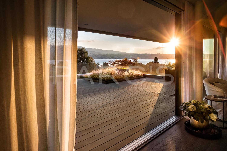 Terrassengestaltung Modern elegante terrassengestaltung parc s gartengestaltung gmbh