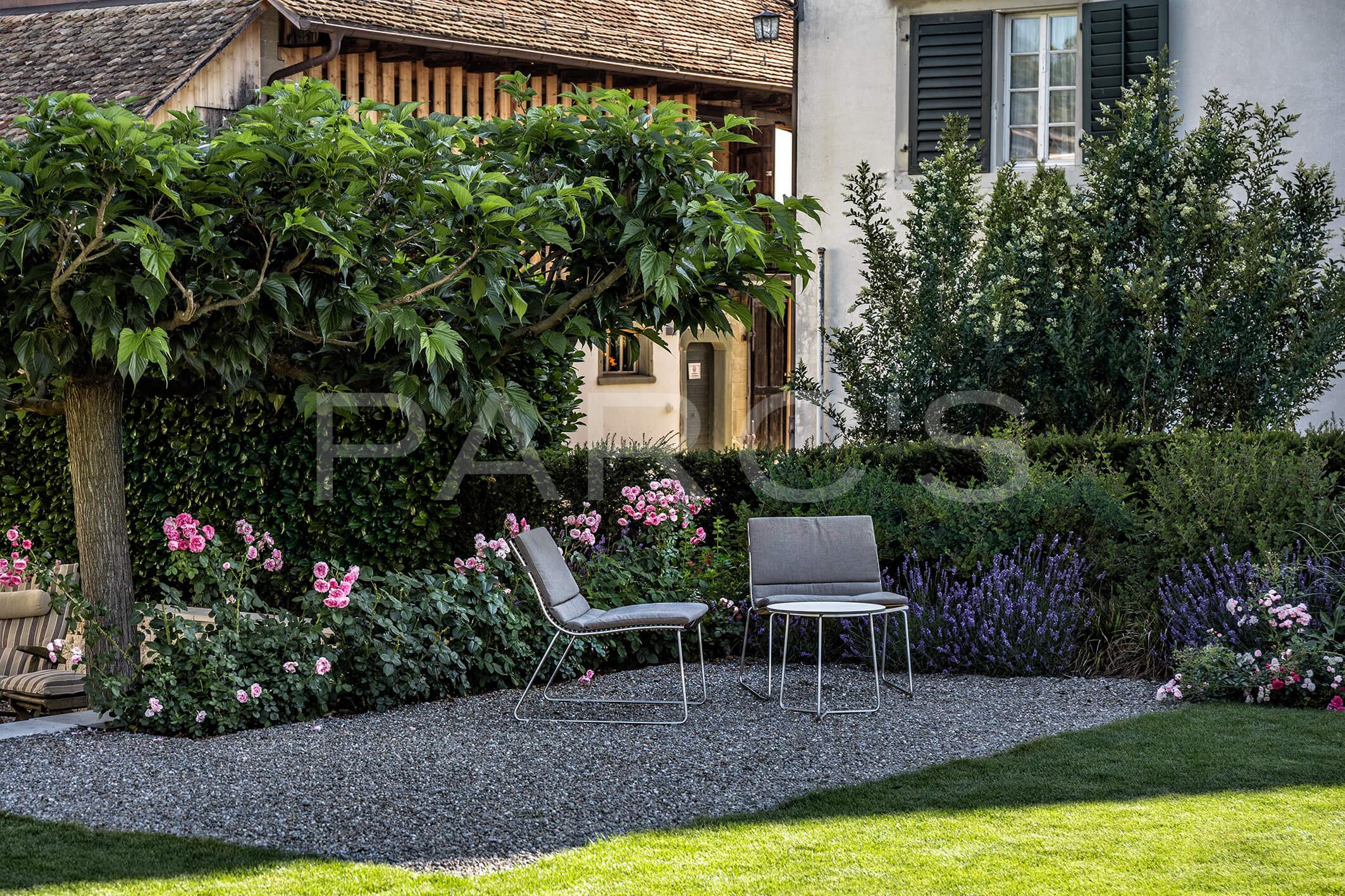Verspielter Traumgarten Mit Wunderbarem Ausblick Parcs